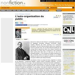 Lauto-organisation du public