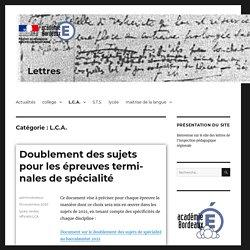 Des idées ludiques et numériques sur le site de l'académie de Bordeaux