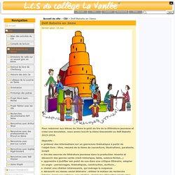 L.C.S du collège La Vanlée