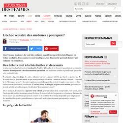 L'échec scolaire des surdoués : pourquoi ? - Journal des Femmes