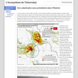 L'écosystème de Tchernobyl