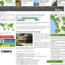 L'ecotourisme en Poitou Charentes