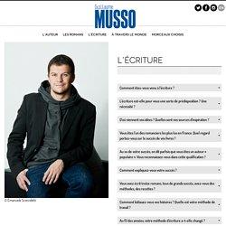 L'écriture - Guillaume Musso