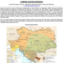 L'empire austro-hongrois