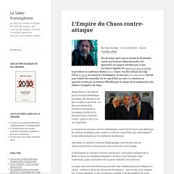 L'Empire du Chaos contre-attaque