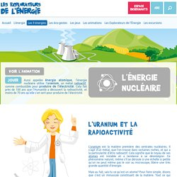 L'énergie nucléaire
