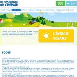 Les 9 énergies - Site pour enfants