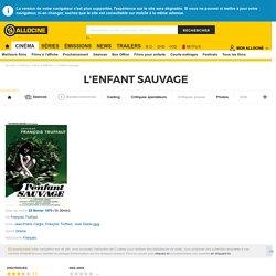 L'Enfant sauvage - film 1969 - F TRU