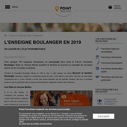 Document 6 : Boulanger en 2019