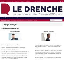 L'équipe du projet - le Drenche