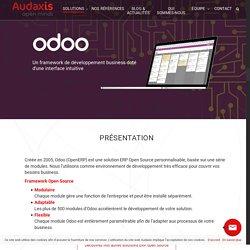 L'ERP open source Odoo (OpenERP)