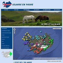 L'est de l'Islande