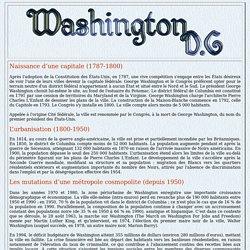 L'état de Washington DC