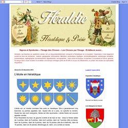Héraldie: L'étoile en héraldique