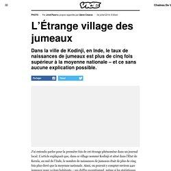 L'Étrange village des jumeaux