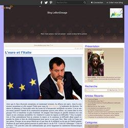 L'euro et l'Italie