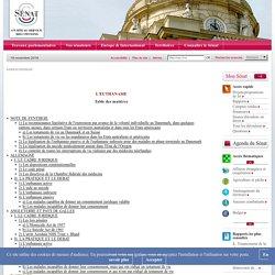 Site du Sénat : L'EUTHANASIE