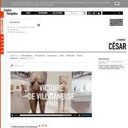 César, La Vénus de Villetaneuse (lire la vidéo)
