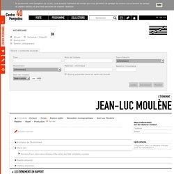 L'évènement Jean-Luc Moulène
