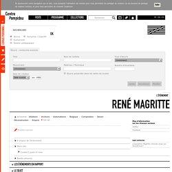 L'évènement René Magritte