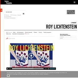 L'évènement Roy Lichtenstein