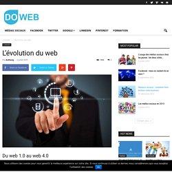 L'évolution du web