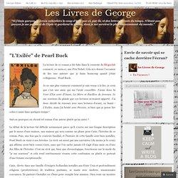 """L'Exilée"" de Pearl Buck"
