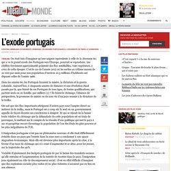 L'exode portugais