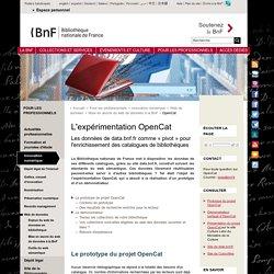 L'expérimentation OpenCat