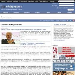 L'Expresso du 19 janvier 2016