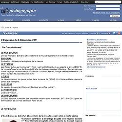 Expresso du 6 Décembre 2011