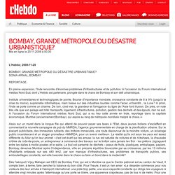 L'Hebdo - Archives