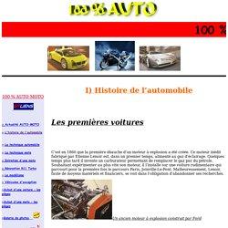 L'histoire de l'automobile