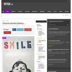 L'histoire derrière Banksy… - Intox.tv Intox.tv