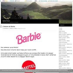 L'histoire de Barbie - Barbie Planet