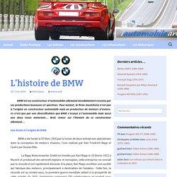 L'histoire de BMW