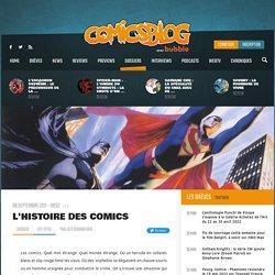 L'histoire des comics