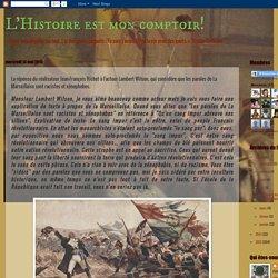 La Marseillaise Explication de texte
