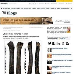 L'histoire du fémur de Toumaï