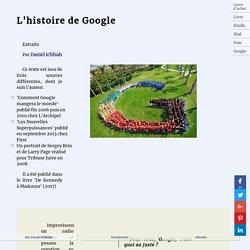 L'histoire de Google