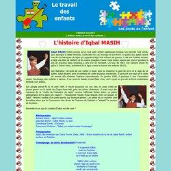 L'histoire d'Iqbal Masih