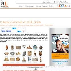 L'Histoire du Monde en 1000 objets