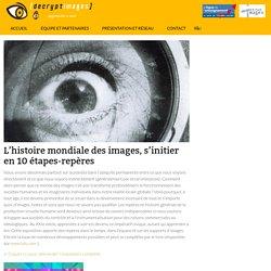 L'histoire mondiale des images (décryptimages)