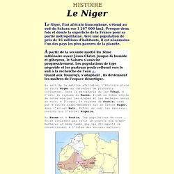 L'Histoire du Niger