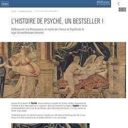 L'histoire de Psyché, un Bestseller !