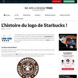 L'histoire du logo de Starbucks !