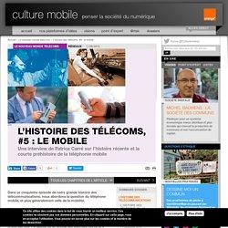L'histoire des télécoms, #5 : le mobile