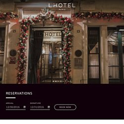 L'hotel introduction