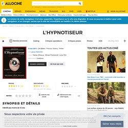 L'Hypnotiseur - film 2012