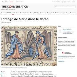 L'image deMarie dans leCoran